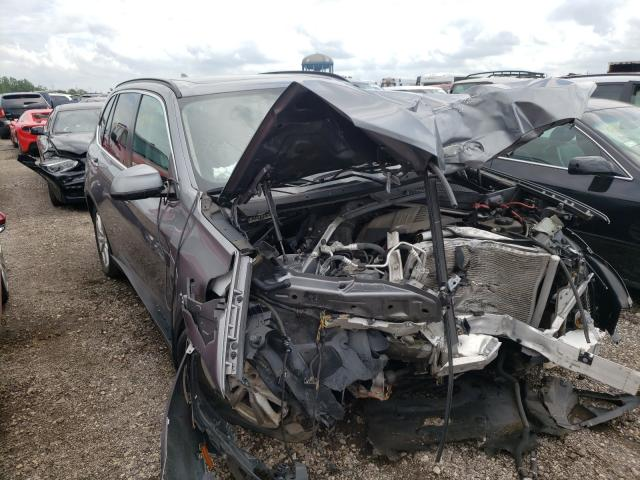 Vehiculos salvage en venta de Copart Chicago Heights, IL: 2014 BMW X5 XDRIVE3