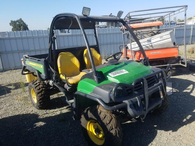 Salvage cars for sale from Copart Antelope, CA: 2015 John Deere Gator 825I