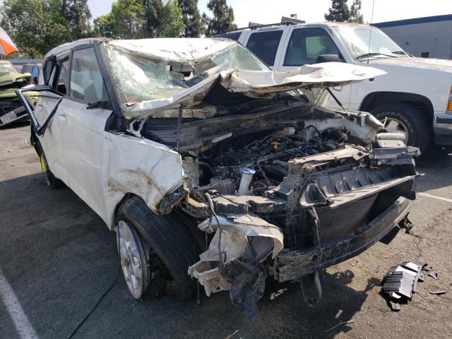 Vehiculos salvage en venta de Copart Rancho Cucamonga, CA: 2021 KIA Soul LX