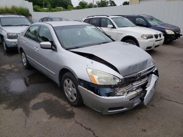 Salvage cars for sale from Copart Marlboro, NY: 2006 Honda Accord LX