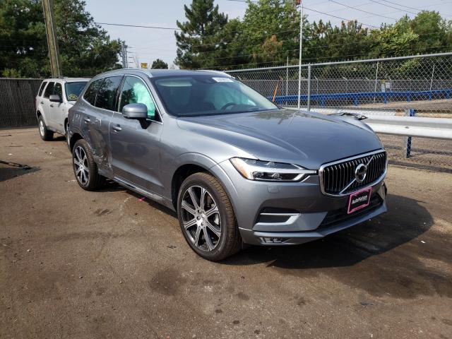 Salvage cars for sale from Copart Denver, CO: 2020 Volvo XC60 T5 IN