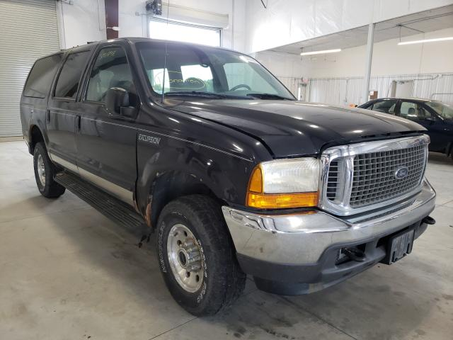 Salvage 2000 FORD EXCURSION - Small image. Lot 50101291