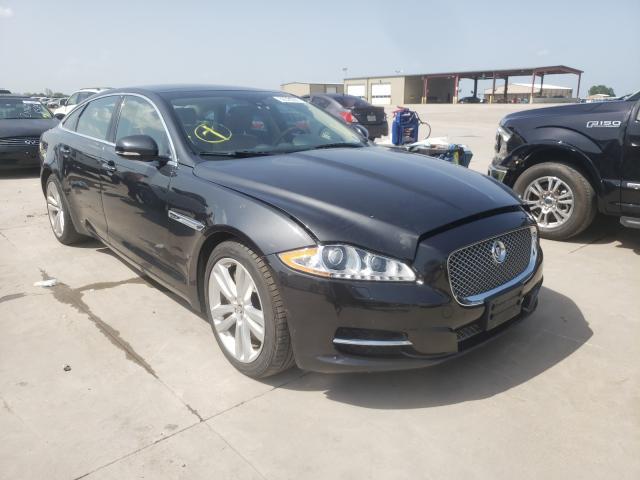 Vehiculos salvage en venta de Copart Wilmer, TX: 2013 Jaguar XJL Portfo