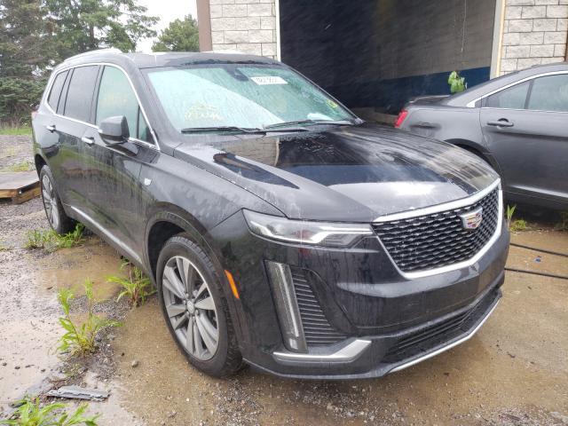 2021 Cadillac XT6 Premium en venta en Woodhaven, MI