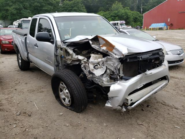 Salvage cars for sale from Copart Mendon, MA: 2012 Toyota Tacoma
