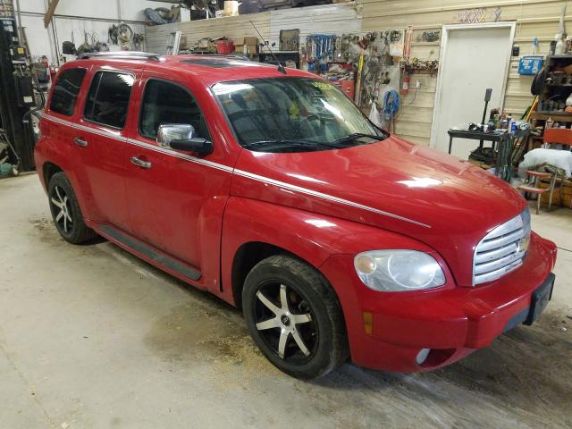 Salvage cars for sale from Copart Billings, MT: 2006 Chevrolet HHR LT