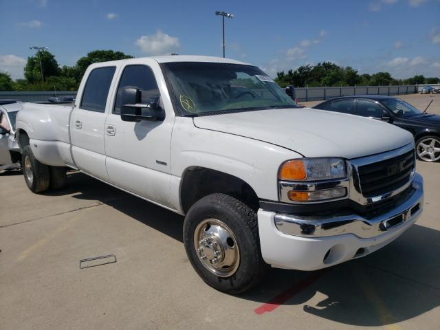 Salvage cars for sale from Copart Wilmer, TX: 2006 GMC New Sierra
