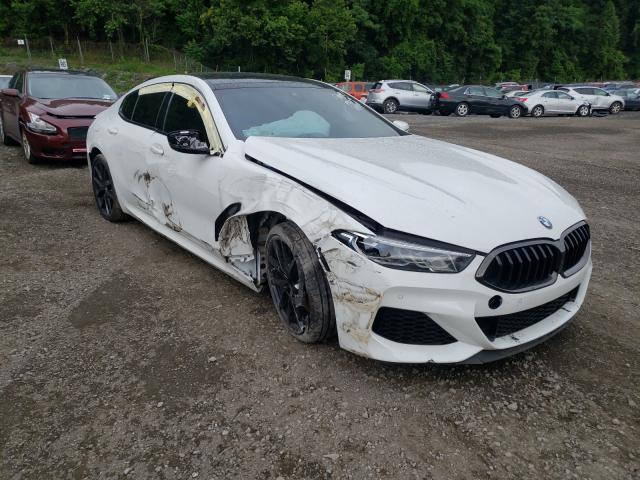 BMW Vehiculos salvage en venta: 2021 BMW M850XI