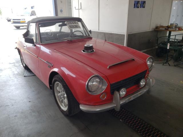Datsun salvage cars for sale: 1969 Datsun Roadster