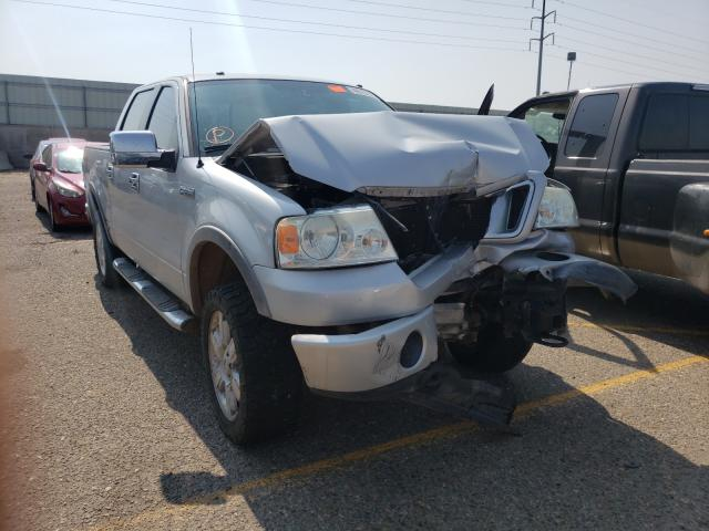 Salvage cars for sale from Copart Albuquerque, NM: 2007 Ford F150 Super