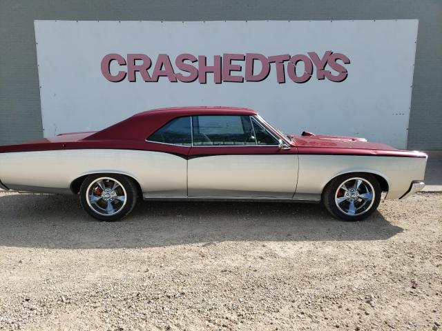 Salvage cars for sale from Copart Dallas, TX: 1966 Pontiac Lemans
