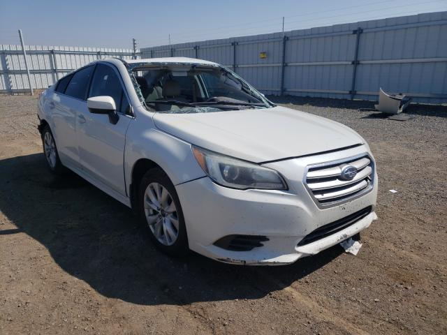 Salvage cars for sale from Copart Helena, MT: 2015 Subaru Legacy 2.5