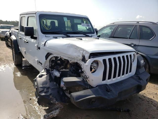 Salvage cars for sale from Copart Houston, TX: 2020 Jeep Gladiator