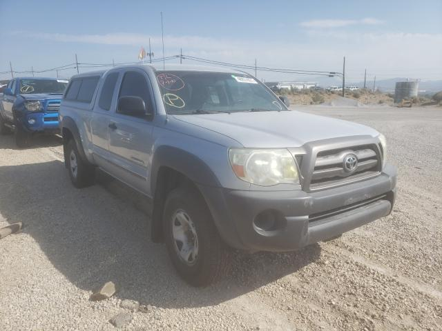 Salvage cars for sale from Copart Reno, NV: 2009 Toyota Tacoma ACC