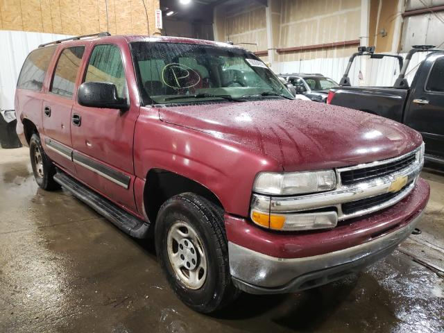 Salvage cars for sale from Copart Anchorage, AK: 2005 Chevrolet Suburban K