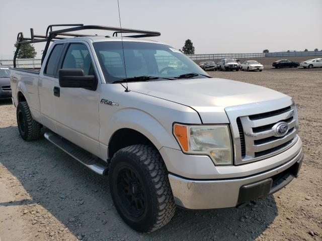 Salvage cars for sale from Copart Airway Heights, WA: 2010 Ford F150 Super