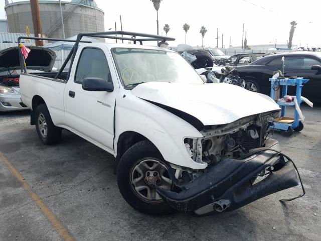 Salvage cars for sale from Copart Wilmington, CA: 2003 Toyota Tacoma