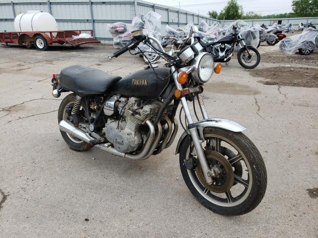 Salvage cars for sale from Copart Elgin, IL: 1979 Yamaha XS1100