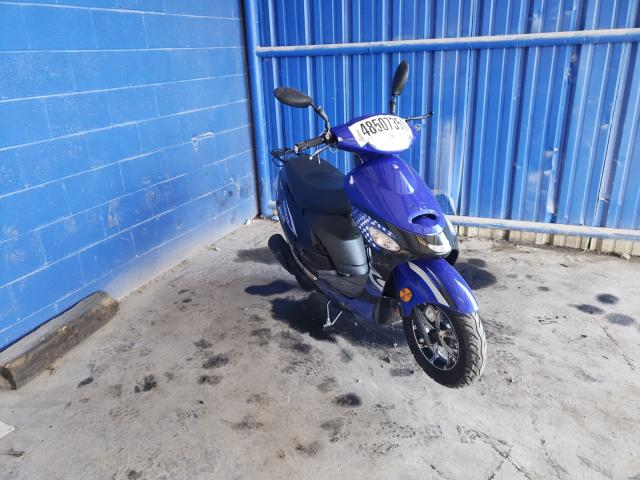 Salvage cars for sale from Copart Cartersville, GA: 2021 Jblc Scooter