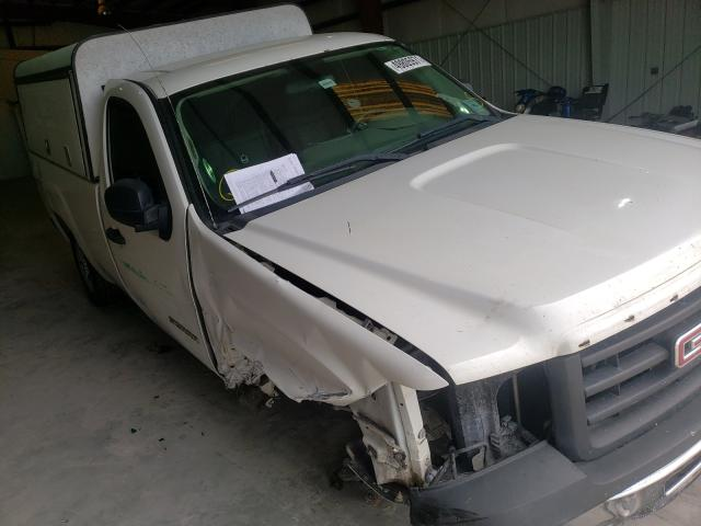 Salvage cars for sale from Copart Fort Pierce, FL: 2013 GMC Sierra C15