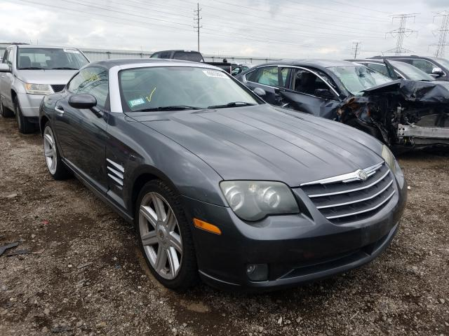 Used 2004 CHRYSLER CROSSFIRE - Small image. Lot 49658841