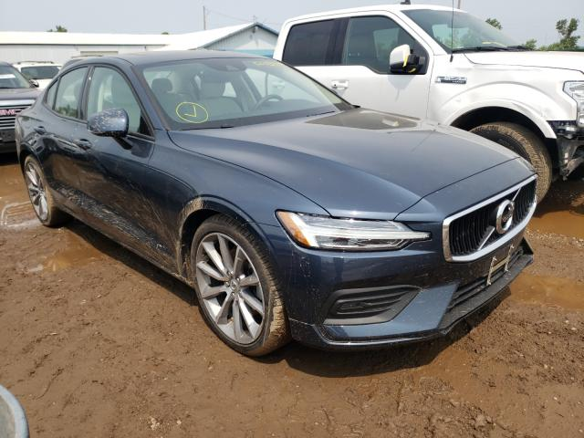Salvage cars for sale from Copart Pekin, IL: 2019 Volvo S60 T5 MOM