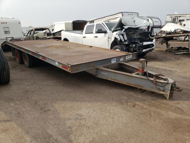 Fleetwood Vehiculos salvage en venta: 2000 Fleetwood Trailer