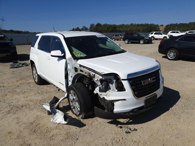 Vehiculos salvage en venta de Copart Anderson, CA: 2017 GMC Terrain SL