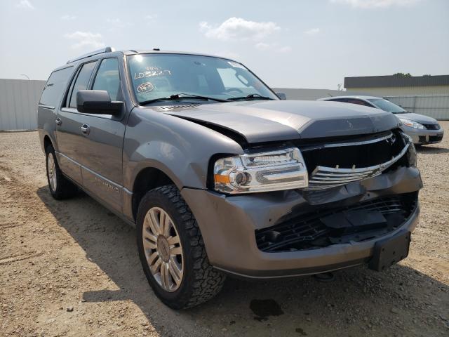 Vehiculos salvage en venta de Copart Bismarck, ND: 2012 Lincoln Navigator