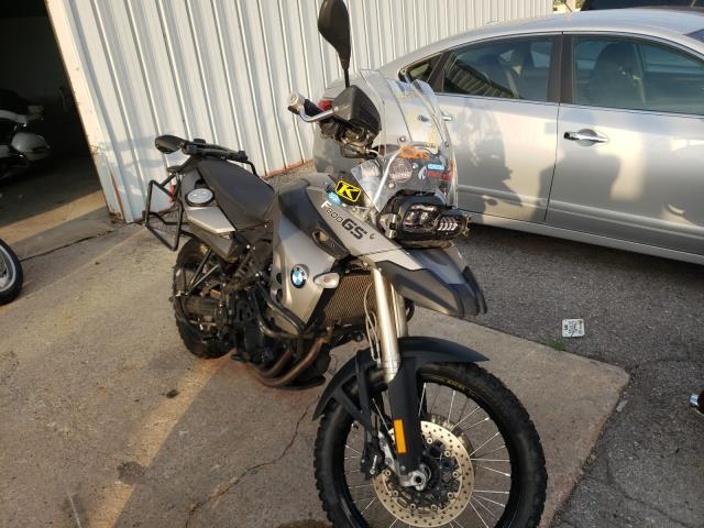 Salvage motorcycles for sale at Oklahoma City, OK auction: 2009 BMW F800 GS