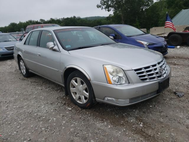 Salvage cars for sale from Copart West Warren, MA: 2007 Cadillac DTS