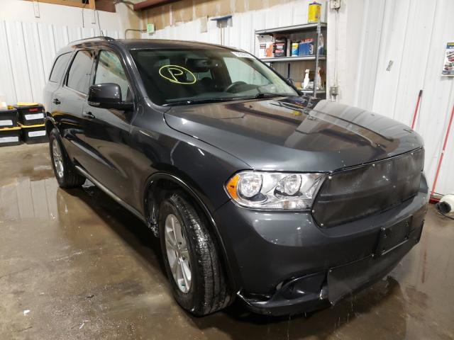 Salvage cars for sale from Copart Anchorage, AK: 2011 Dodge Durango CR