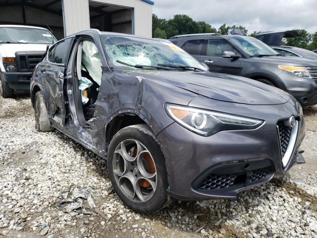 Alfa Romeo salvage cars for sale: 2018 Alfa Romeo Stelvio