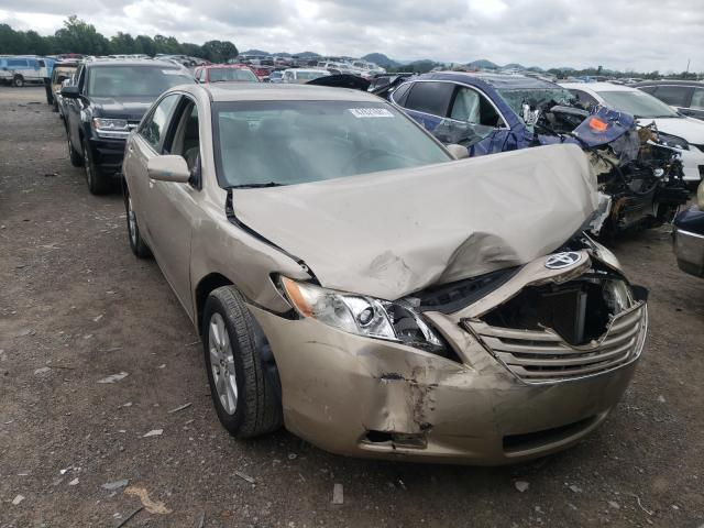 Salvage cars for sale from Copart Madisonville, TN: 2007 Toyota Camry LE