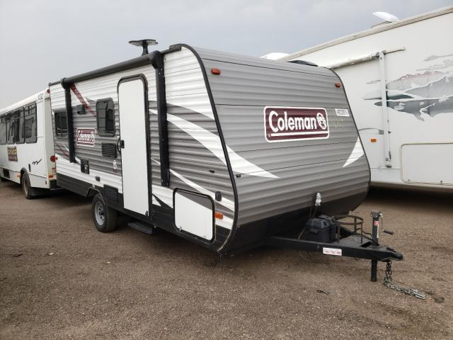 Coleman salvage cars for sale: 2018 Coleman Cheyenne