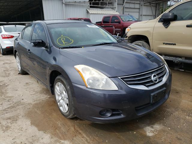 Salvage cars for sale from Copart Corpus Christi, TX: 2011 Nissan Altima Base