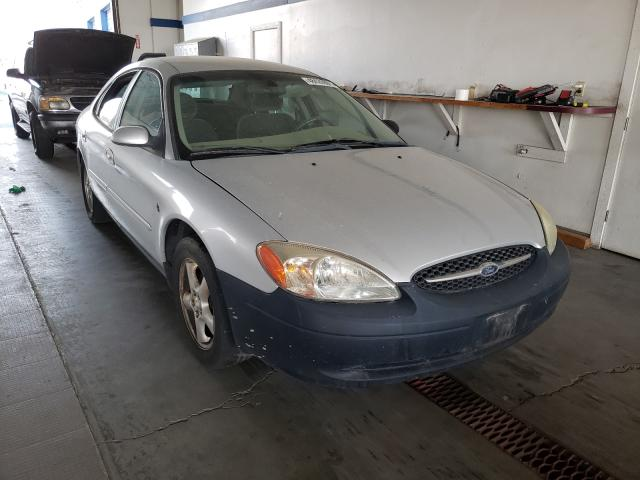 Salvage cars for sale from Copart Pasco, WA: 2002 Ford Taurus SES