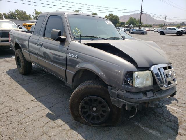 Salvage cars for sale from Copart Colton, CA: 2010 Ford Ranger SUP