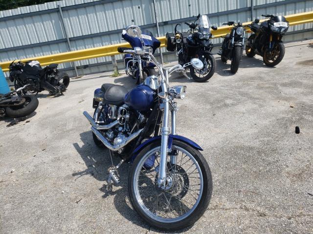 Vehiculos salvage en venta de Copart Rogersville, MO: 2003 Harley-Davidson Fxdwg