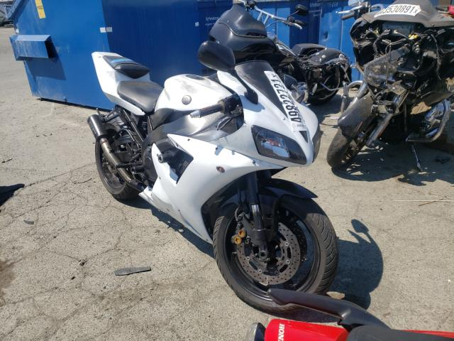 Salvage cars for sale from Copart Martinez, CA: 2002 Yamaha YZFR1