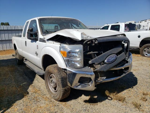 Salvage cars for sale from Copart Sacramento, CA: 2015 Ford F350 Super