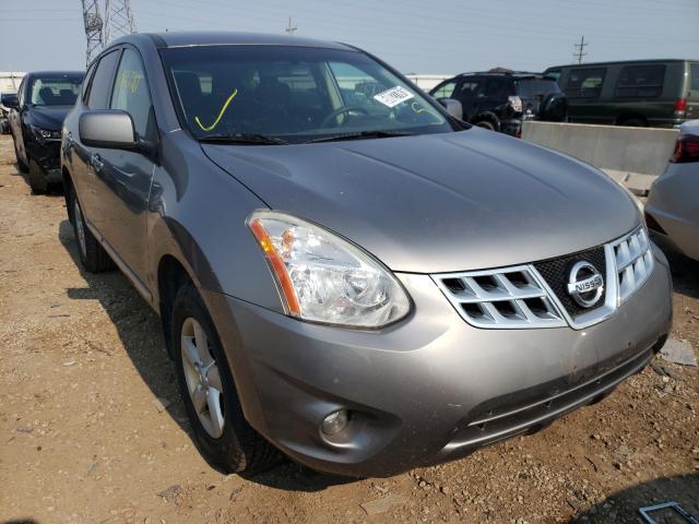 Vehiculos salvage en venta de Copart Elgin, IL: 2013 Nissan Rogue S