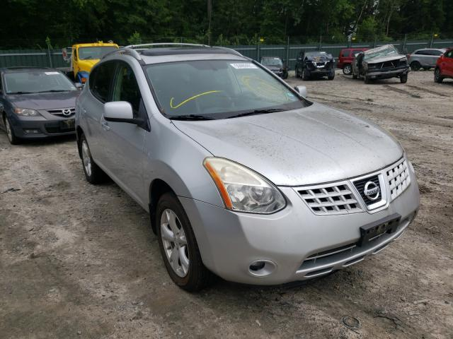 Salvage trucks for sale at Candia, NH auction: 2008 Nissan Rogue S