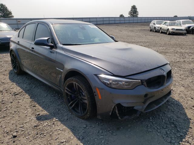 2018 BMW M3 WBS8M9C50J5J80161