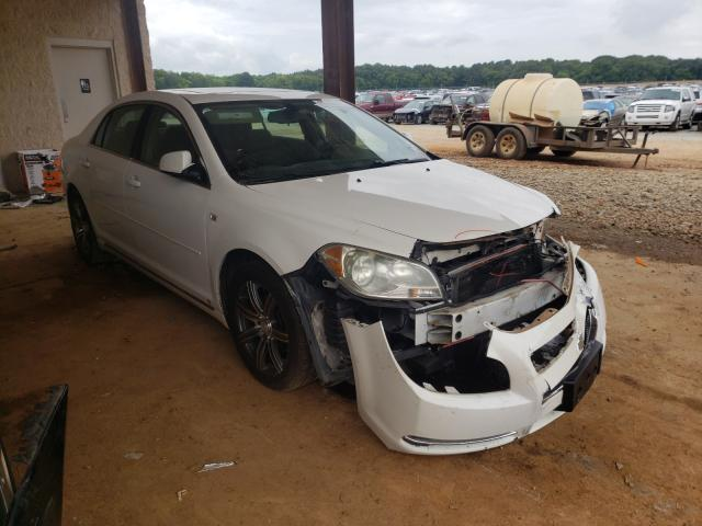 Salvage cars for sale from Copart Tanner, AL: 2008 Chevrolet Malibu 1LT