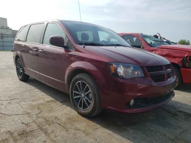 Salvage cars for sale from Copart Tulsa, OK: 2019 Dodge Grand Caravan