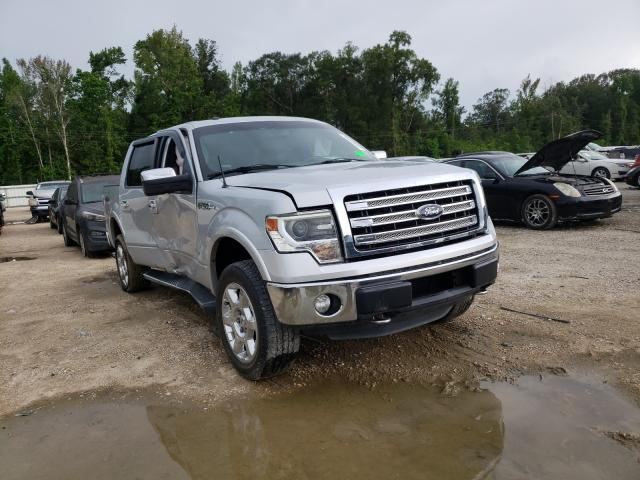 Salvage trucks for sale at Greenwell Springs, LA auction: 2013 Ford F150 Super