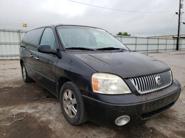Salvage cars for sale from Copart Lexington, KY: 2004 Mercury Monterey