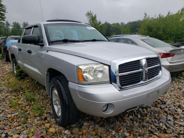 2006 Dodge Dakota Quattro en venta en Candia, NH