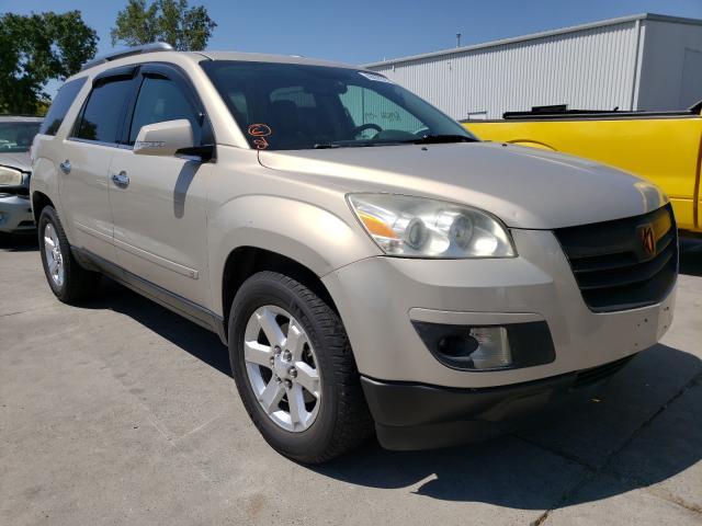 Saturn Vehiculos salvage en venta: 2009 Saturn Outlook XR